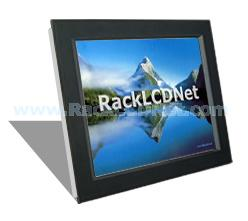 "12.1"" Front Aluminum LCD Panel - I2FP-12"