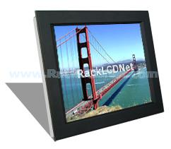 "17"" Front Aluminum LCD Panel - I2FP-17"