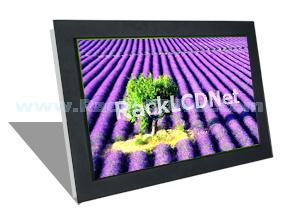 "19"" Widescreen Front Aluminum LCD Panel - I2FP-19W"