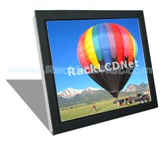 "20.1"" Front Aluminum LCD Panel - I2FP-20"