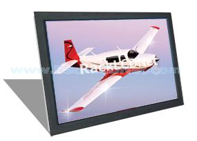 "32"" Widescreen Front Aluminum LCD Panel - I2FP-32W"