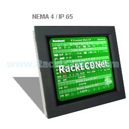 "10.4"" Front NEMA 4 / IP65 Protection LCD Panel - I3FP-10"
