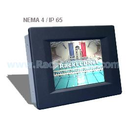 "6.5"" Front NEMA 4 / IP65 Protection LCD Panel - I3FP-6"