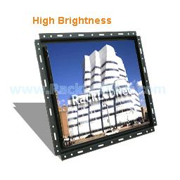 "19"" High Brightness & SunReadable Open Frame LCD Panel - I4FP-19"