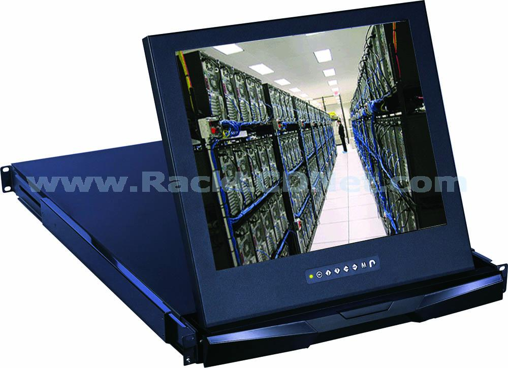 LM1RP-19 Rackmount LCD Monitor Drawer