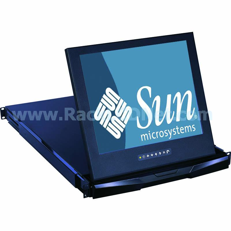 "1U 19"" SUN Rack Mount LCD Drawer - LM1SP-19"