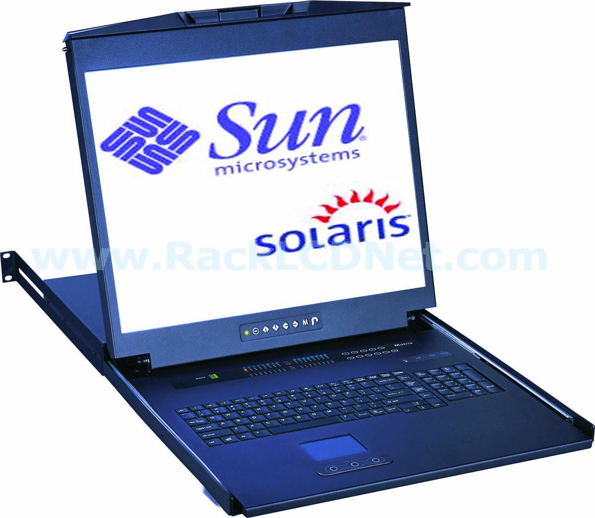 "LMK1LS20 1U 20"" SUN LCD Keyboard Drawer"