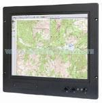 "19"" Marine Grade 10U Rack Mount LCD Flat Panel Display - MC-RP1019"