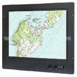 "21.3"" Marine Grade 11U Rack Mount LCD Flat Panel Display - MC-RP1121"