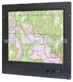 "23.1"" Marine Grade Rack Mount LCD Flat Panel Display - MC-RP1123"