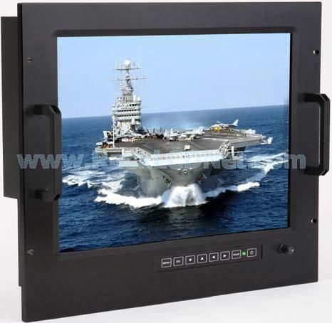 "17"" Marine LCD Monitor - MC-RP817"