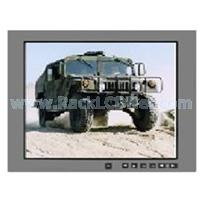 "17"" Rugged LCD Display Monitor - ML-D170"
