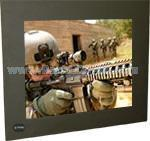 "17"" Military Grade NEMA 4 (IP65) Panel Mount LCD Display - MLDA-1700"