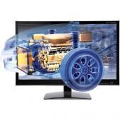 "LG Flatron 23"" 3D LED LCD Monitor - D2342PB-PN"