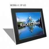"12.1"" Front NEMA 4 / IP65 Protection LCD Panel - I3FP-12"