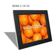 "15"" Front NEMA 4 / IP65 Protection LCD Panel - I3FP-15"