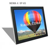 "20.1"" Front NEMA 4 / IP65 Protection LCD Panel - I3FP-20"
