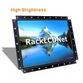 "12.1"" High Brightness & SunReadable Open Frame LCD Panel - I4FP-12"