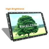 "22"" Widescreen High Brightness & SunReadable Open Frame LCD Panel - I4FP-22W"