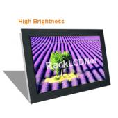 "19"" Widescreen High Brightness and SunReadable Front Aluminum LCD Panel - I7FP-19W"