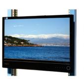 "9U 24"" Rack Mount Widescreen LCD Display - LM9P-24W"