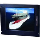 "9U 20"" Rack Mount LCD Display Panel - LM9RP20"
