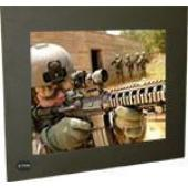 "17"" Military Grade NEMA 4 (IP65) Panel Mount LCD Display - MLDA-1700"