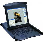 LMK1N Series 1U LCD Keyboard Drawer