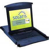 LMK1NS 1U SUN Rackmount LCD Keyboard Drawer