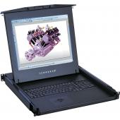 LMK1BD Series Rackmount LCD Monitor Keyboard Drawer